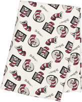 TREND LAB, LLC Trend Lab Dr. Seuss Cat in the Hat Deluxe Swaddle Blanket