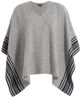 Splendid Wool-Cashmere Poncho