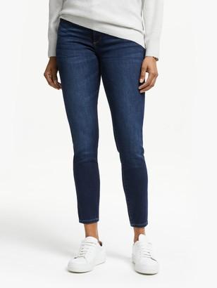 DL1961 Florence Mid Rise Ankle Skinny Jeans, Salt Creek