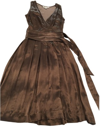 Betty Jackson Brown Dress for Women