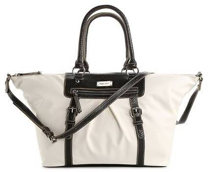 Nine West Snake Charmer Satchel
