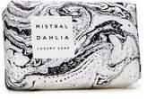 Mistral Marbles Dahlia Bar Soap by 7oz Bar)