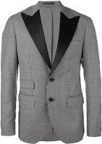 Hydrogen shawl collar blazer - men - Rayon/Wool - 48