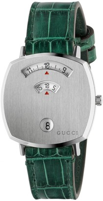 Gucci Grip watch, 35mm