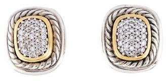 David Yurman Albion Earclip Earrings
