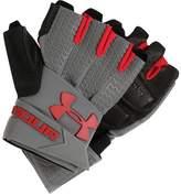 Under Armour CLUTCHFIT RESISTOR Fingerless gloves graphite