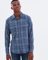 Current/Elliott Two Pocket Cierra Fit Shirt