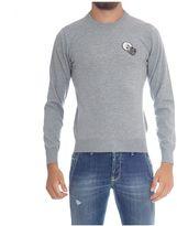 Ami Alexandre Mattiussi Chest Patch Sweater