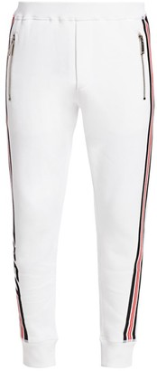 DSQUARED2 Ski Fit Side-Paneled Fleece Track Pants