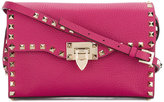 Valentino Garavani Valentino Rockstud shoulder bag - women - Leather/metal - One Size