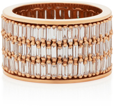 Suzanne Kalan Rose Gold Eternity Band