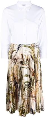 Sara Roka Tosca midi shirt dress