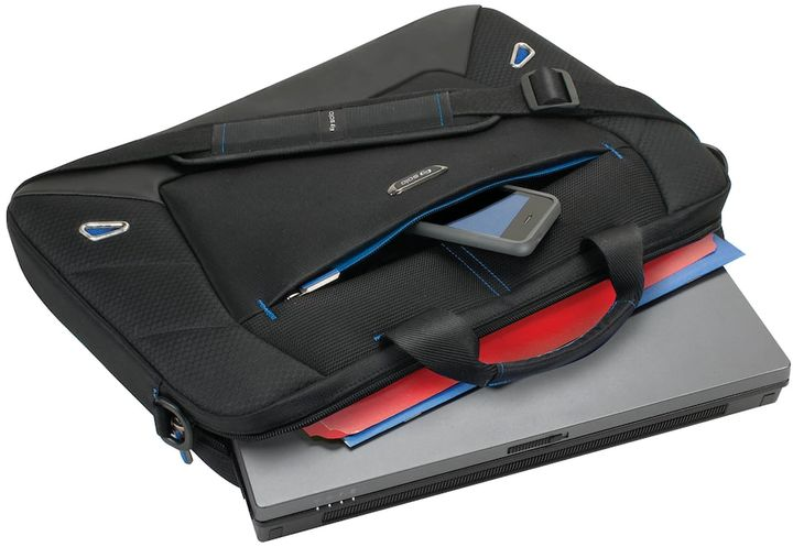Solo Tech Slim 16-in. Laptop Briefcase
