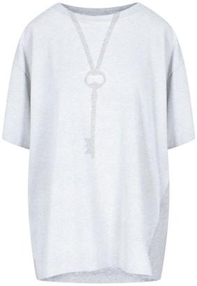 MM6 MAISON MARGIELA Key Printed Oversized T-Shirt