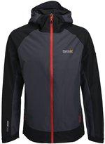 Regatta Semita Outdoor Jacket Seal Grey/black
