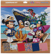 Disney Mickey Mouse and Friends Scrapbook Kit Cruise Line