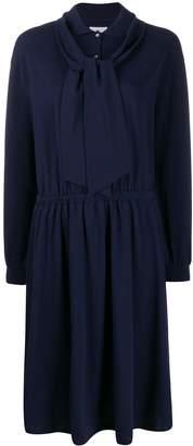 Lacoste Live shawl polo dress
