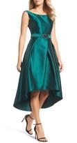 Chetta B Women's Embellished High/low Dress