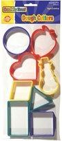 Pacon Corporation Dough Cutters - Shapes