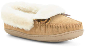 Tracy Folded Trapper Slippers