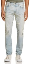 Levi's 511 Ringo Slim Fit Jeans in Light Blue