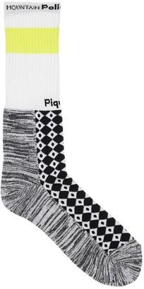 Chup X Flower Mountain X Poliquant Socks