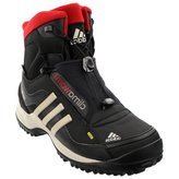 adidas Outdoor Terrex Conrax CP Primaloft Mountaineering Boot - Men's Black/Chalk/University Red - 11.5