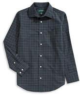Lauren Ralph Lauren Tonal Check Sport Shirt