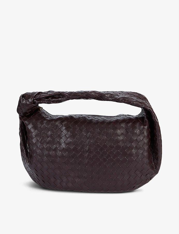 Bottega Veneta The Jodie intrecciato leather shoulder bag