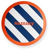 Baby\'s First Melamine Plate, Stripe