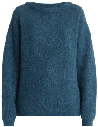 Acne Studios Mohair-Blend Knit Sweater