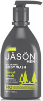 Jason JASON Men's Body Wash Forest Fresh Pump