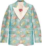 Gucci Heritage floral tapestry jacquard jacket