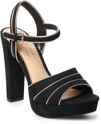 Lauren Conrad Americano Women's Platform Heels