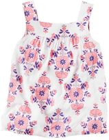 Carter's Baby Girl Print Tank Top