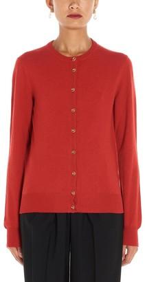 Dolce & Gabbana Buttoned Round Neck Cardigan