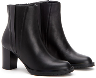Aquatalia Betsy Weatherproof Leather Bootie