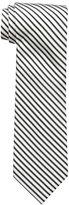 Calvin Klein Men's Creme Stripe Tie