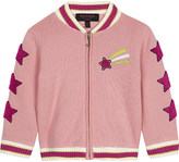 Juicy Couture Unicorn doodles zip-through bomber jacket 3-24 months