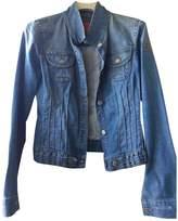 Christian Lacroix Blue Denim - Jeans Jacket for Women