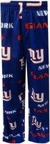 Concept Sports New York Giants Mens Fleece Lounge Pants for men