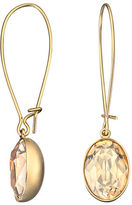 Swarovski Puzzle Gold-Plated Crystal Earrings