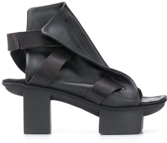 Trippen Turbo block-heel sandals