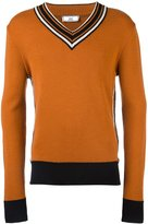 Ami Alexandre Mattiussi v neck sweater - men - Wool - M