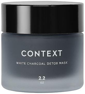 Context White Charcoal Detox Mask