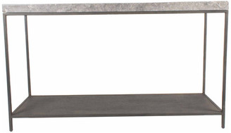 Moe's Home Collection Makrana Marble Console Table