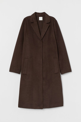 H&M Straight-cut coat