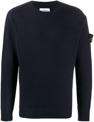 Stone Island Logo-Patch Sweater