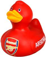 Arsenal F.C. Arsenal FC Official Football Crest Vinyl Bath Time Duck