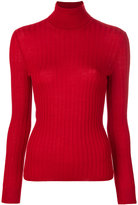 Gucci fine knit turtleneck - women - Silk/Cashmere/Wool - S